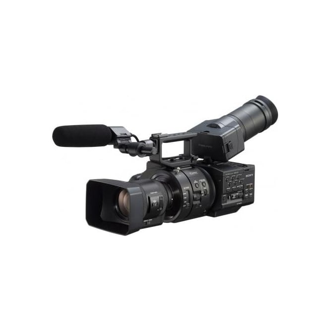 Sony NEX-FS700RH 35mm Camcorder with 11x Zoom E-Mount Lens