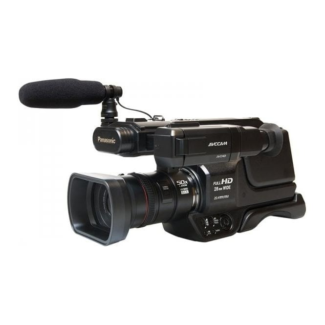 Panasonic PAN-AGAC8EJ Shoulder Mount AVC-HD Camera