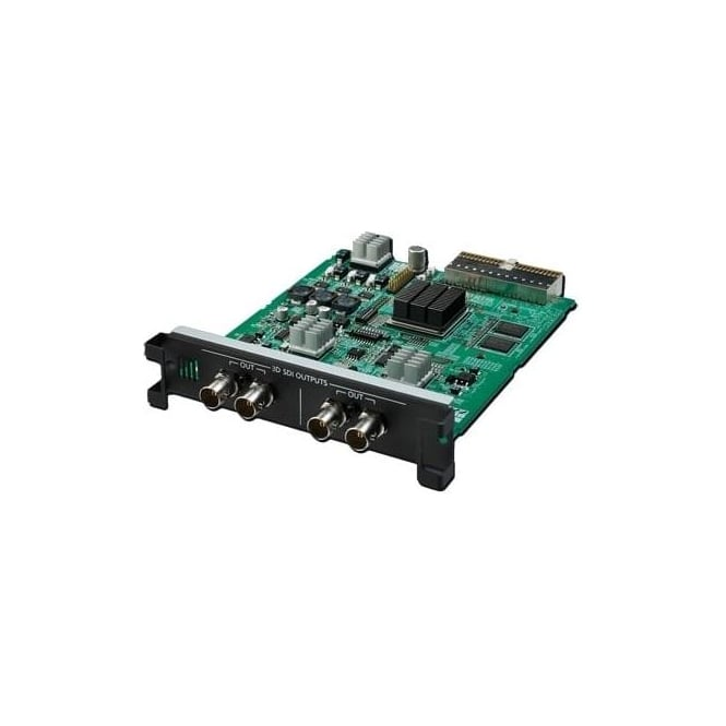 Panasonic PAN-AVHS04M7D 3D SDI Output Board for HS450