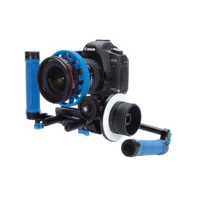 "Redrock 18-066-1105 Redrock Micro ""Captain Stubling"" DSLR Camera Rig (Micro FF)"