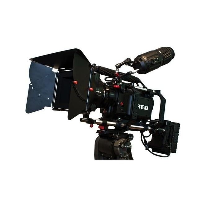 Redrock 8-003-0044 Redrock Micro microMatteBox Bundle for Red One camera