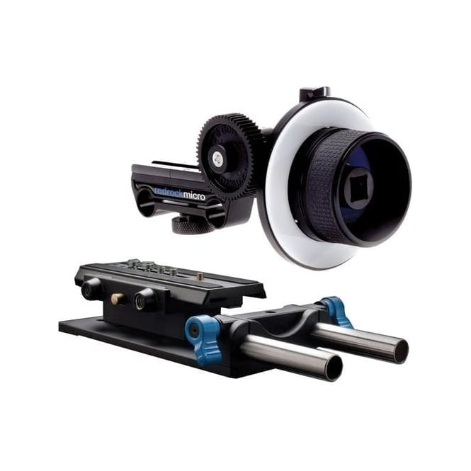 Redrock 16-066-1103 Redrock MicroFollowFocus Video Camera Bundle