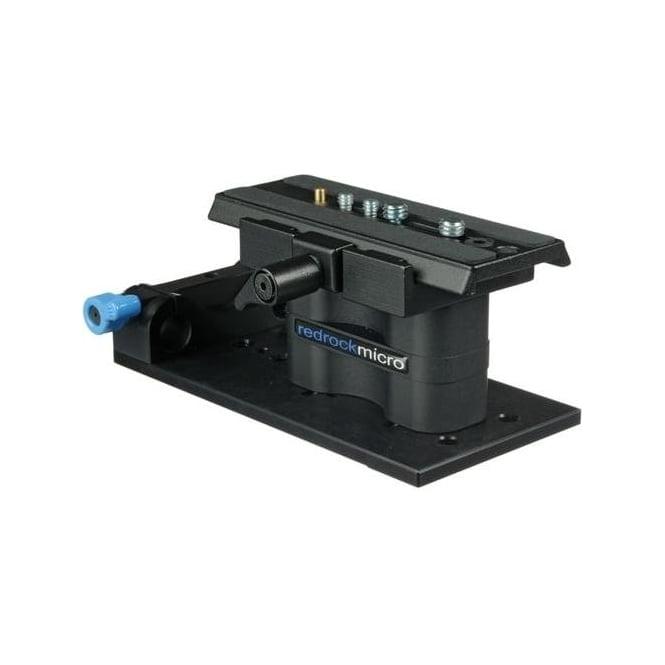 Redrock 3-014-0002-X Redrock Micro microSupport baseplate, 15mm high riser