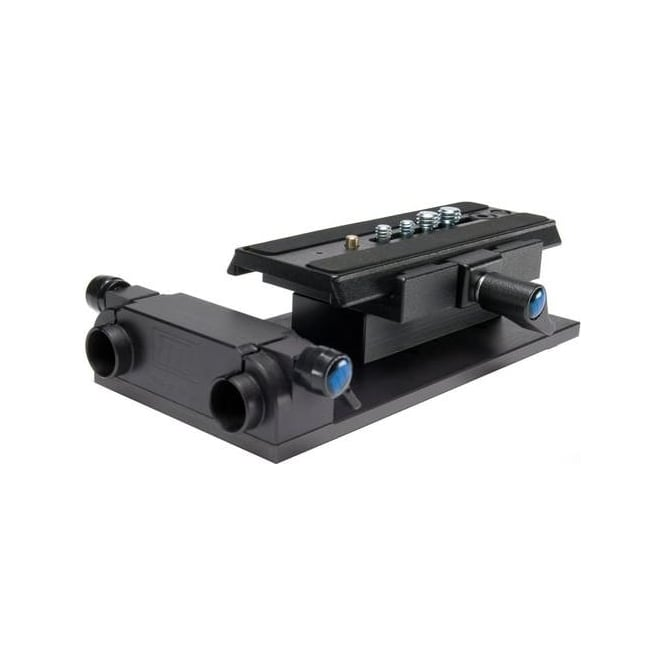 Redrock 3-014-0002 Redrock Micro microSupport baseplate, 15mm low riser