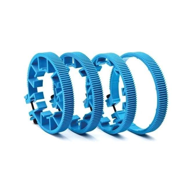 Redrock 8-003-0108 Redrock Micro microLensGears Kit - 4 Gears Blue