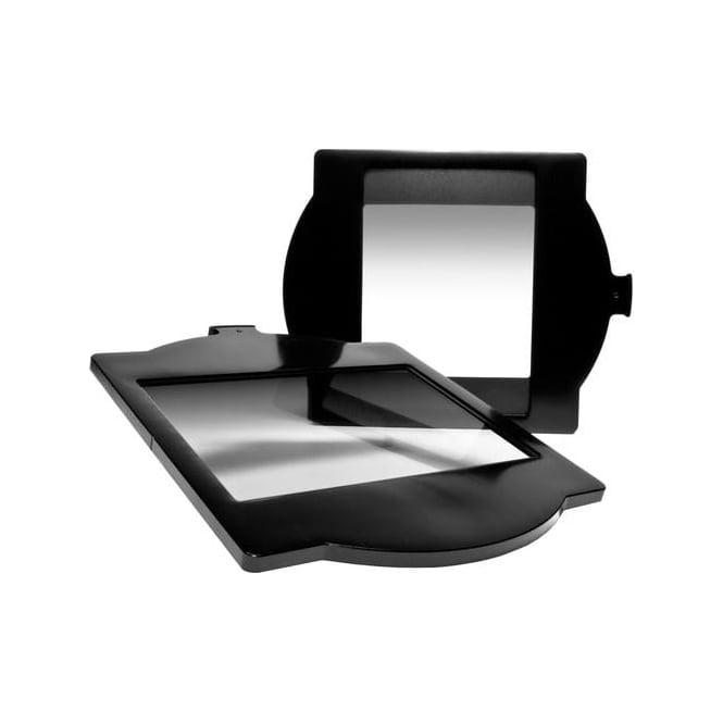 "Redrock 4-002-0003 Redrock Micro microMatteBox 4x4""/4x5.65"" Dual Size Filter Tray"