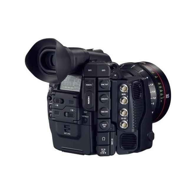 Canon EOSC500 EF Cinema Cameras