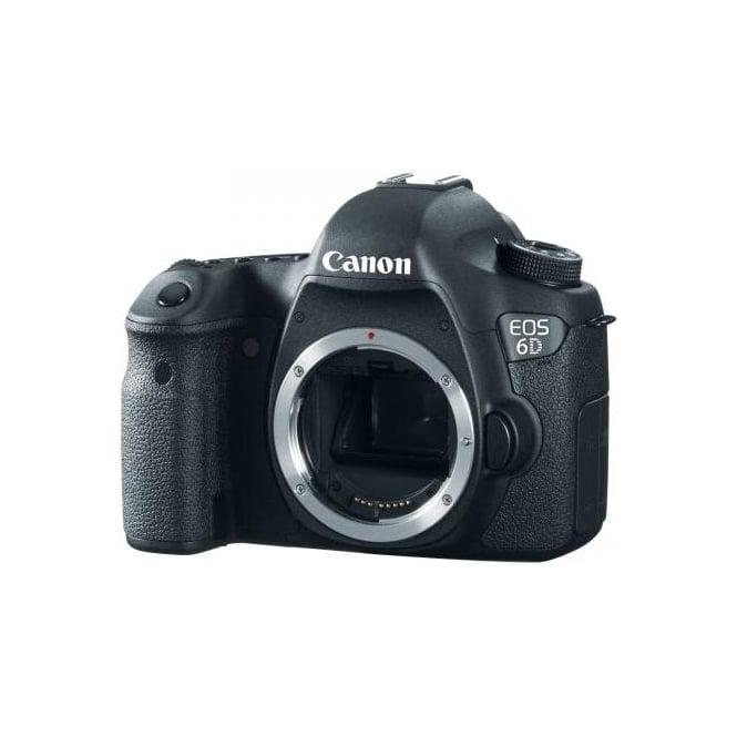 Canon EOS6D 20.2 Megapixel Digital SLR Camera