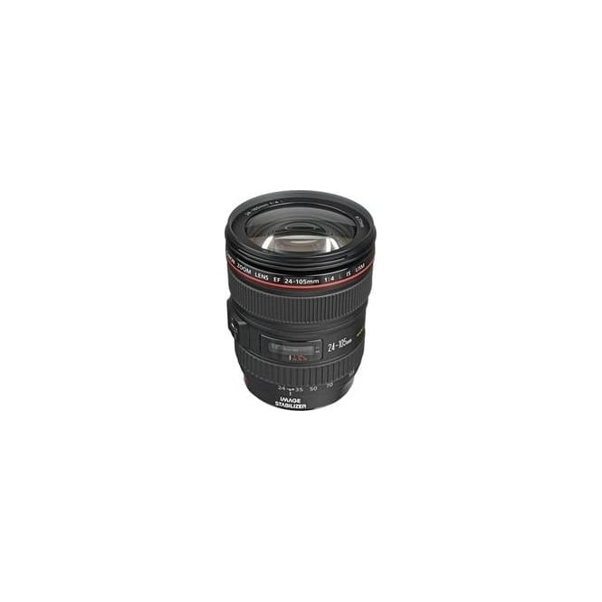 Canon EF 24-105mm f/4L Is UsM 35mm SLR Zoom Lens