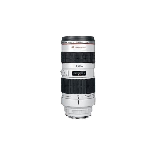 Canon EF 70-200mm f/2.8L UsM EOS Mount 35mm SLR Zoom Lens