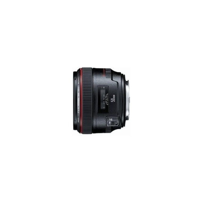 Canon EF 50mm f/1.2L UsM 50mm fixed focal length lens