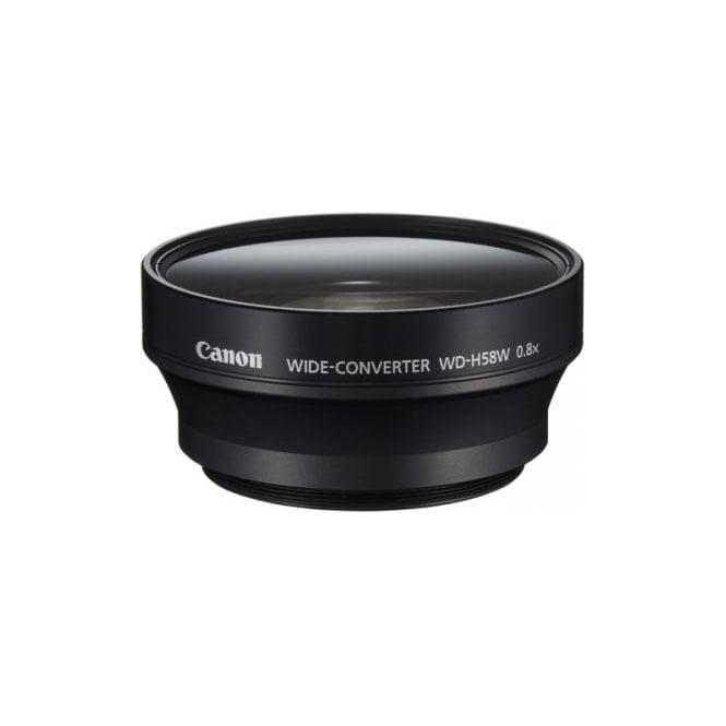 Canon WD-H58W Wide Angle Converter