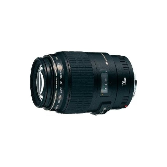 Canon EF 100mm f/2.8 Macro UsM Medium Telephoto Lens