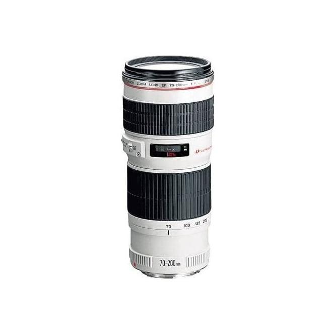 Canon EF 70-200mm f/4L UsM 35mm SLR Zoom Lens