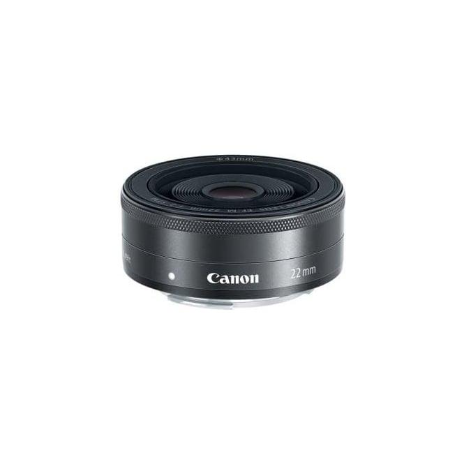 Canon EF-M-22mm-f/2-STM Pancake Lens