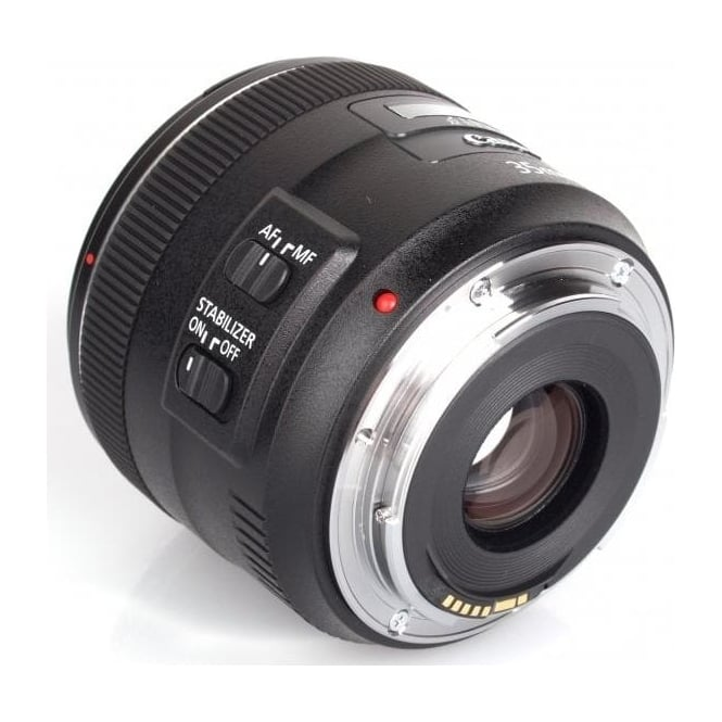 Canon EF-35mm-f/2-IS-USM Prime Lens