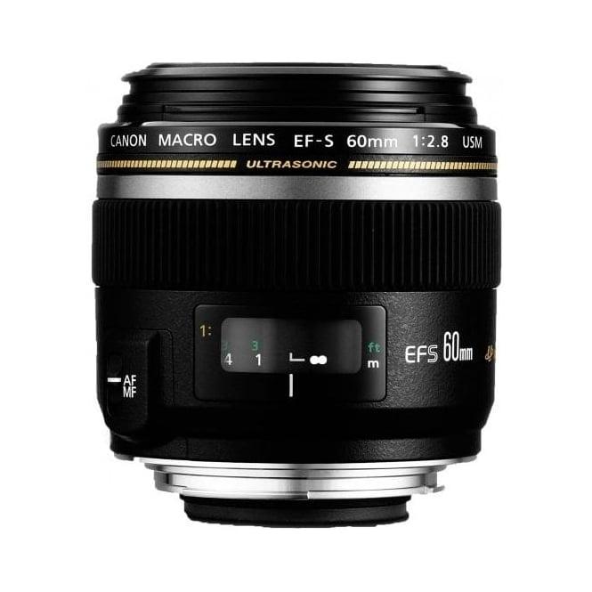 Canon F-s 60mm f/2.8 Macro UsM Lens