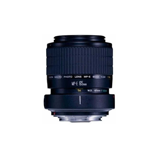 Canon MP-E65 f2.8 1-5x Macro Lens