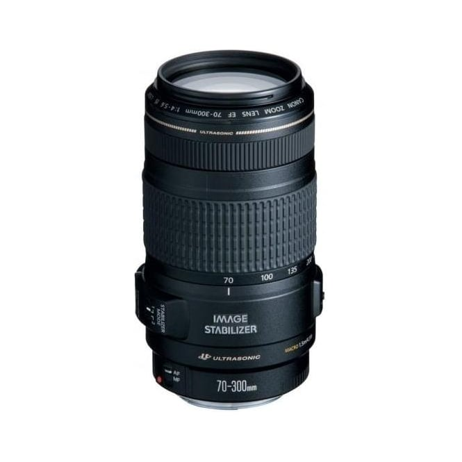 Canon EF 70-300mm f/4-5.6 IS USM 35mm SLR Zoom Lens