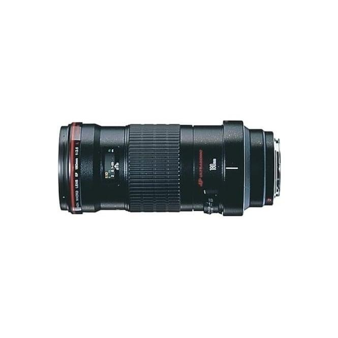 Canon EF 180mm f/3.5L Macro USM telephoto lens