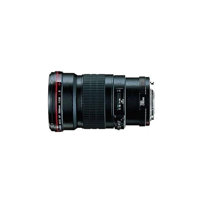 Canon EF 200mm f/2.8L II USM Telephoto Lens
