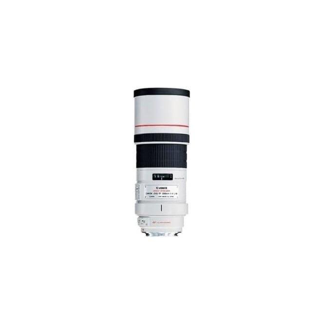 Canon EF 300mm f4L IS USM Telephoto Lens