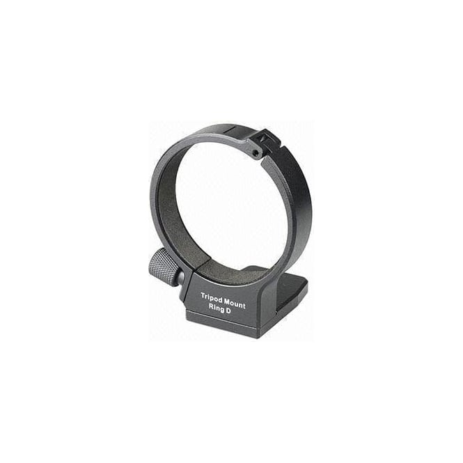 Canon Tripod Mount Ring W/USM Adapter - black