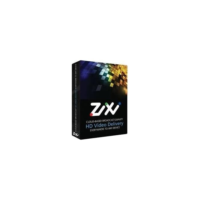 Teradek TER-Zixi Software License