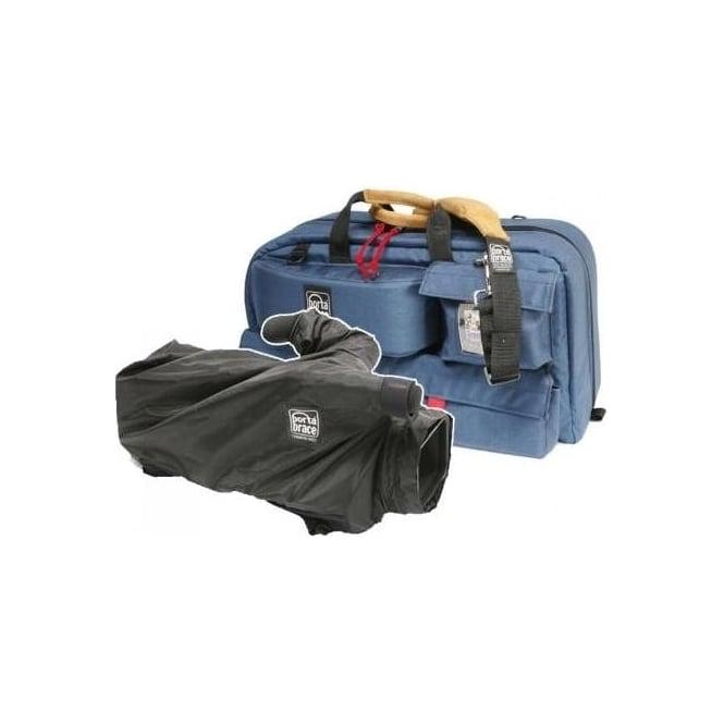 Portabrace CTC-3/QSM-E2 Traveler Camera Case/Quick Slick