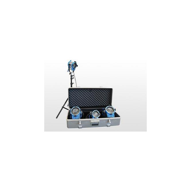 Arri L0.76598.F 300/650 Fresnel Combo lighting set