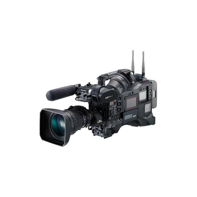 Panasonic PAN-AJHPX3100G HD p2 1080i Camcorder