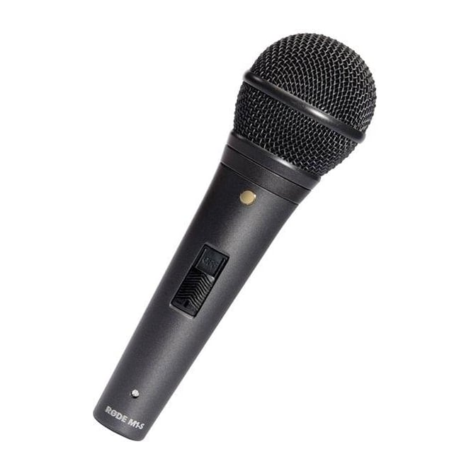 Rode M1-S Dynamic Cardioid Microphone