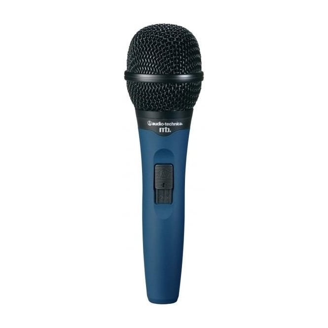 Audio-Technica MB3K Dynamic vocal microphone with extended response
