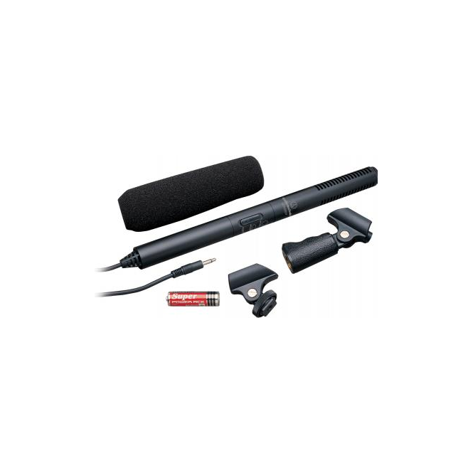 Audio-Technica ATR6550 Telemike shotgun microphone