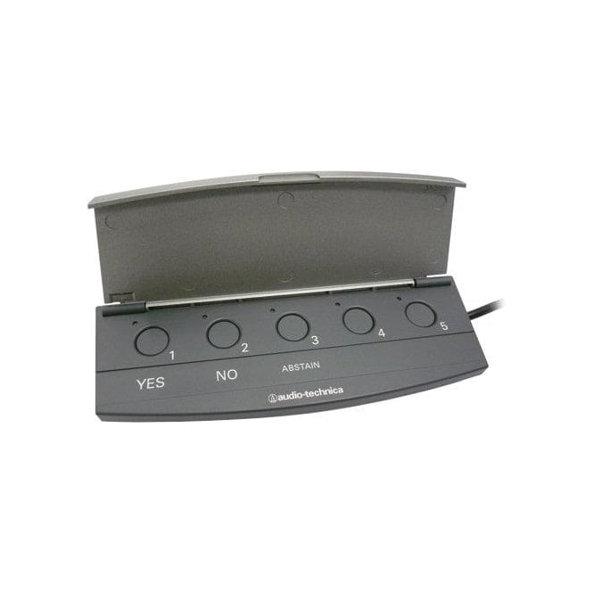 Audio-Technica ATCS-V60 Voting unit includes software