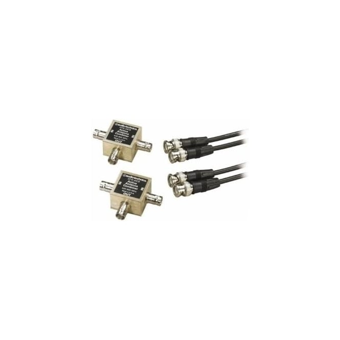 Audio-Technica Atw-49Cb Active antenna combiner kit