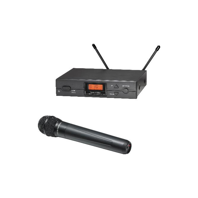 Audio-Technica ATW-2120A Handheld transmitter system