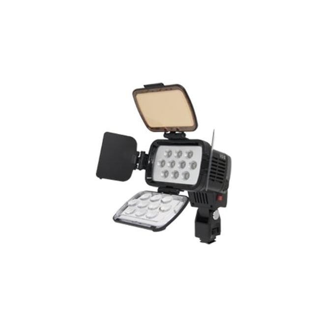 IDX X10-Lite LED 1800 lux on-board camera light