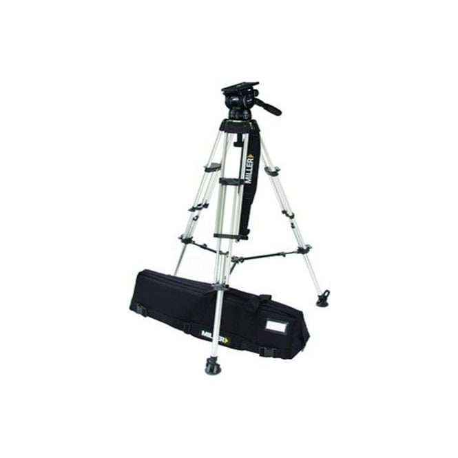 Miller Compass 25 (1038) Toggle 2-St Tripod (402) AG Spreader (508) Pan Handle (694) Strap (554) Softcase (876) Feet (550)