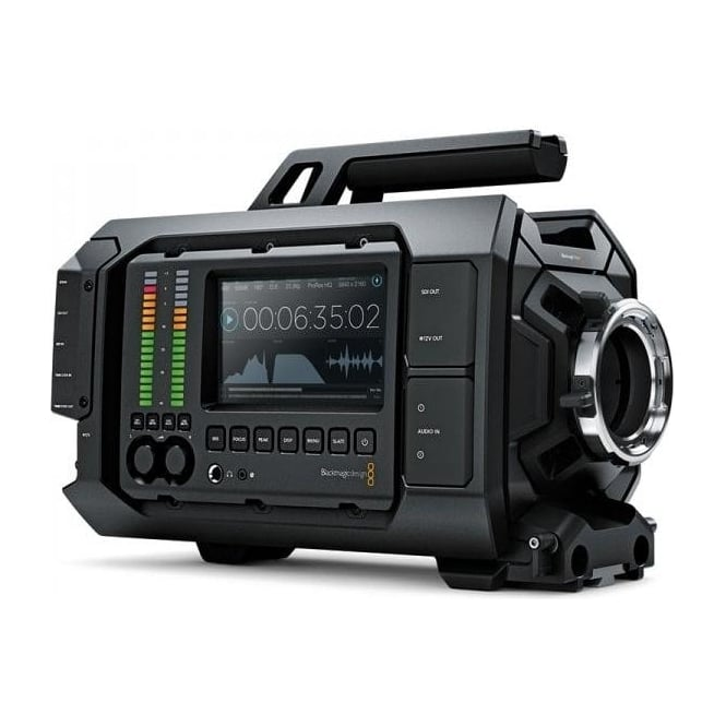 Blackmagic BMD-CINECAMURSA4K/PL URSA PL Mount 4K Camera PL Mount