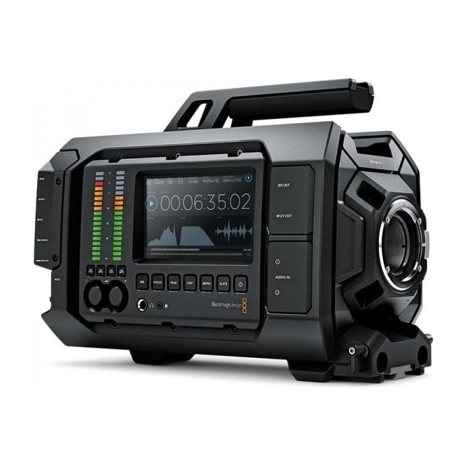 Blackmagic BMD-CINECAMURSA4K/EF URSA EF EF Mount