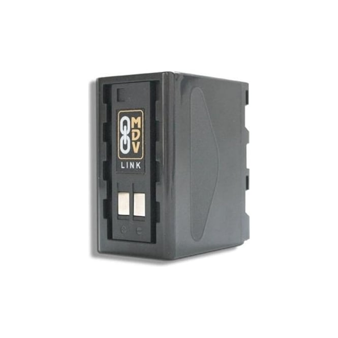 Hawk-Woods DV-F980L Sony Replacement Link Battery — 7.2V 7200mA