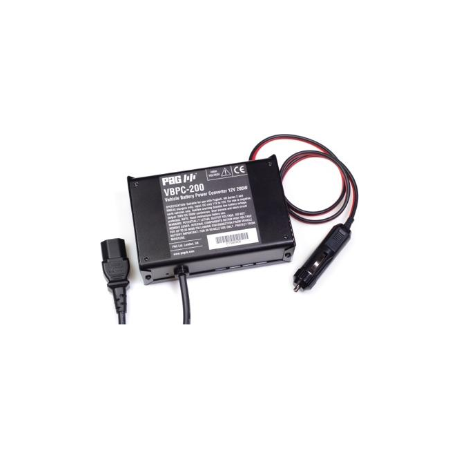 Pag 9775 PAG Vehicle Battery Power Converter 200W