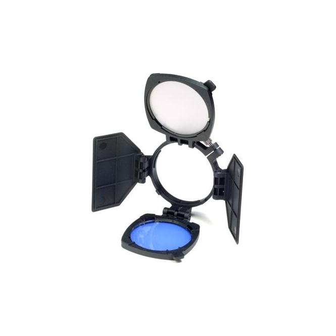 Pag 9007 Rotatable Accessory Kit (with halogen to daylight filter)