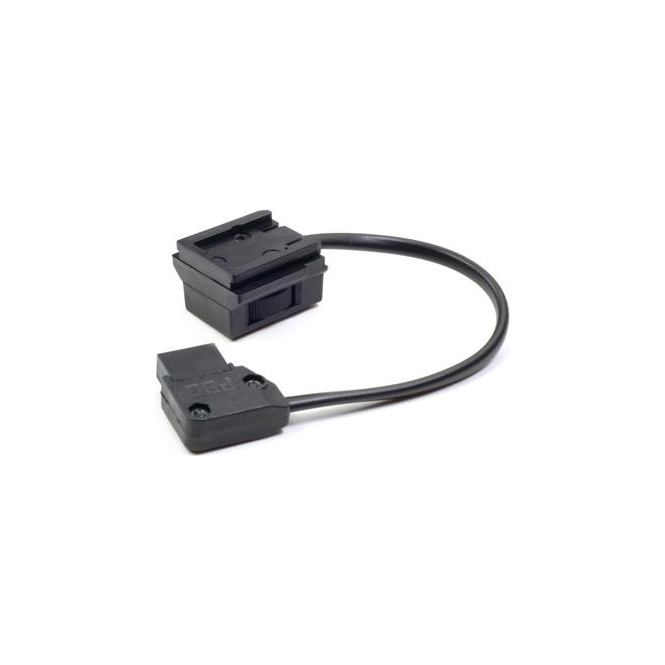 Pag 9015 Hot-Shoe Power Base D-Tap (150mm)