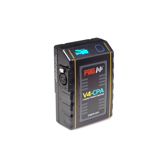 Pag 9701 PAG Camera Power Adaptor (for 9702)