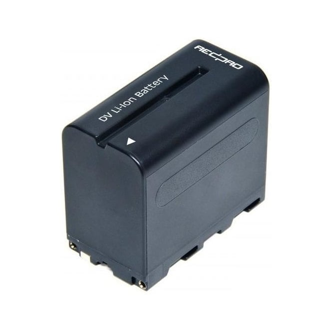 Redpro RP-NPF970 Lithium Ion Battery for any device using NPF style batteries