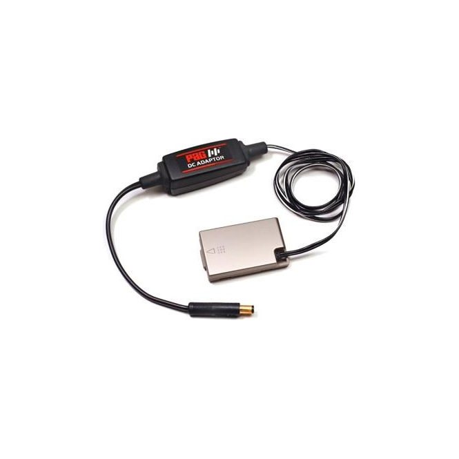 Pag 9680/04 Panasonic AG-DVX100E to PP90 plug