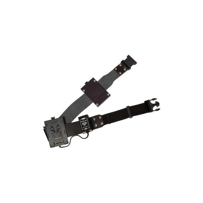 Pag 9523V Belt-Mounted V-Mount Connectors (XLR-4 output)