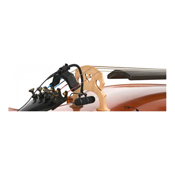 DPA VO4099C d:vote 4099 Clip Microphone for Cello